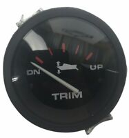 Universal Outboard Boat Motor Trim Gauge Only