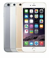 Apple iPhone 6+ Plus-16GB 64GB GSM Factory Unlocked Smartphone Gold Gray Silver