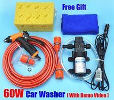 High Pressure Car Washer Water Pump 12V Washing Machine Cigarette Lighter