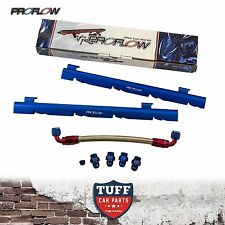 VN VP VR VS VT Holden Commodore V8 304 5lt EFI Proflow Blue Billet Fuel Rail Kit