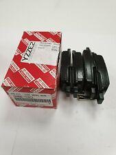 Genuine Toyota/Lexus Rear Brake Pads 04466-YZZE2 Original New Full Set