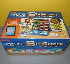 Lakeshore Learning Are You Ready For 5th Grade? Game Show Game - New Homeschool