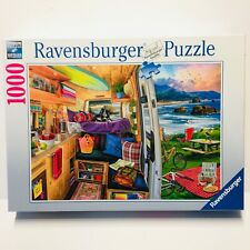 Ravensburger Camper Views 1000 Piece Jigsaw Puzzle 27 x 20 New Sealed