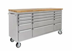 Werkstattwagen Werkzeugwagen Werkzeugkiste Arbeitstisch Werkbank Werktisch