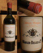 1947er Chateau Margaux - Top Nachkriegsjahrgang - Monster Rarität !!!!!!