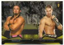 2016 Topps WWE Then Now Forever Rivalries NXT #15 Tyler Breeze vs. Neville