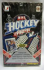 1990-91 UPPER DECK Series 2 HIGH NHL Hockey Factory-Sealed BOX – ROOKIES!