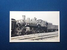 "St Louis & San Francisco ""Frisco"" Railway Train Locomotive No. 626 Antique Photo"