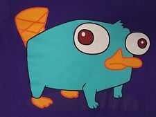 PERRY THE PLATYPUS - PHINEAS AND FERB - SMALL PURPLE SHIRT - B245