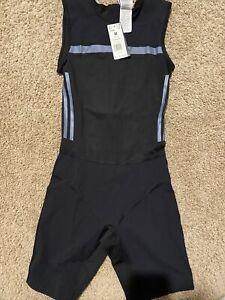 Women Adidas Crazy PowerSuit Weightlifting Workout Training Zipper CW5660 Size M