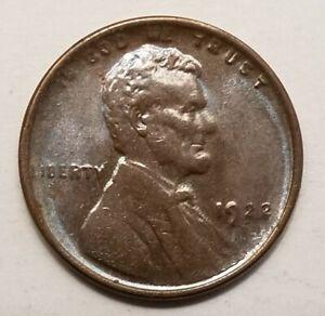 U.S. 1922-D (Weak D) Lincoln Wheat Cent - 1c - BU++