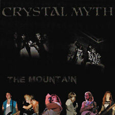 CRYSTAL MYTH-The Mountain CD Rare, Private Metal, Metal Church, Heir Apparent