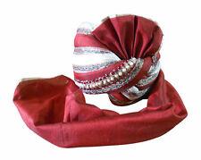 Men Hat Indian Turban Sherwani Groom Handmade Pag Top Hat Safa New For Sale