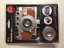 Gizmon ICA BROWN iPhone Retro Leica Look Camera Case for iPhone 4S/4