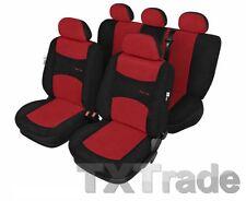 Schonbezüge Autositzbezüge für KIA Picanto schwarz-weiss NO2661833 Set