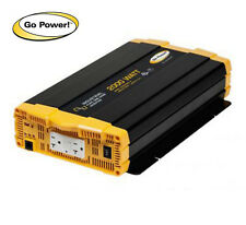 GO Power GP-ISW2000-12 3000 Watt Pure Sine Wave Power Inverter 12V
