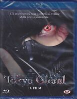 Blu-ray TOKYO GHOUL - IL FILM - THE MOVIE nuovo 2018