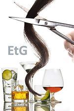Haaranalyse MPU Alkohol (EtG) forensisch zugelassener Abstinenznachweis