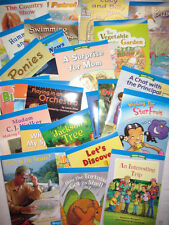 Storytown 2nd Grade Level 2 On Level Reader Paperback 30 Titles W/ 3 Audio CD's