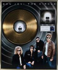 BON JOVI - THE CIRCLE LP GOLDENE SCHALLPLATTE (LP20005)