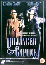 DILLINGER & CAPONE F MURRAY ABRAHAM MARTIN SHEEN PRISM UK REGION FREE DVD L NEW