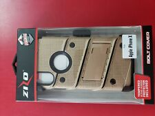 ZIZO Bolt Series iPhone X Case Military Grade Drop Tested with Screen Protector