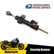 1PC CNC Motorcycle Steering Stabilizer Damper  for Kawasaki Suzuki Honda Yamaha