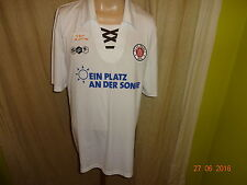 "FC St.Pauli Original Auswärts Trikot 2010/11 ""Ein Platz an der Sonne"" Gr.XXL TOP"