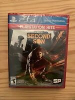 InFamous: Second Son PS4 SONY * GREATEST PLAYSTATION HITS *  NEW FACTORY SEALED