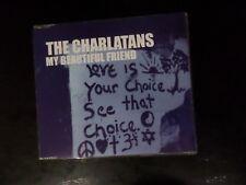 CD SINGLE - THE CHARLATANS - MY BEAUTIFUL FRIEND - CD 2