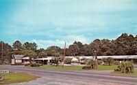 Travelers Motel US 17 south of Savannah Ga Duke Crawford