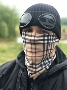 football scarves Snood Face Mask