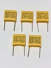 0.33UF (330NF) 275 V AC CLASSE X2 40/100/21 pacco di 5