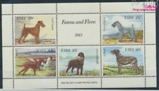 Ireland block4 (complete issue) unmounted mint / never hinged 1983 Dog (9376342