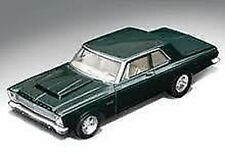 1:18 Highway 61 1965 Plymouth Belvedere -MYSTIC GREEN