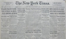 1-1936 January 27 ITALIANS PUSH ON IN SOUTH ETHIOPIA, US JEWS BACK REICH EXODUS.