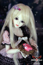 original scuplt 1/4 bjd ball jointed doll GEN X Naomi FREE face up body blushing