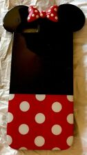 D-Tech Minnie Mouse Disney iPhone Cell Phone Case Polka Dot