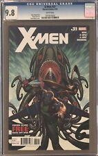 X-Men #31 CGC 9.8
