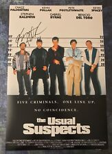 GFA The Usual Suspects * KEVIN POLLAK * Signed Autographed 12x18 Photo AD2 COA