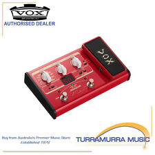 Vox StompLab IIB Modeling Bass Guitar Multi-Effects Processor Pedal SL2B