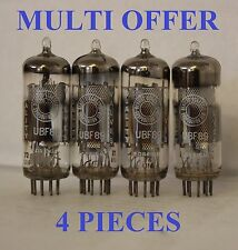 UBF89 BENTLEY LOGO RUSSIAN MULTI OFFER 4 PIECES VALVE TUBE