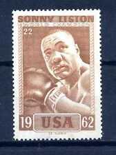 Cz. Slania. /Słania/  Boxers, win. 22, Sonny Liston, MNH.