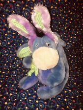"Disney Winnie the Pooh EASTER EEYORE 11"" Plush Stuffed Animal Toy"