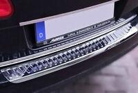 LADEKANTENSCHUTZ EDELSTAHL für VW PASSAT 3C B6 VARIANT 2005-2010 | mit ABKANTUNG