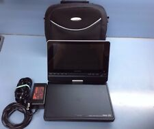 "Sony DVP-FX810 Portable DVD Player (8"") w / cable and power charger"