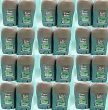 24 Dove MEN CARE ANTIPERSPIRANT 48hr Deodorant Minerals + Sage TRAVEL 0.5 oz NEW