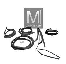 Mercedes SL W107 R107 Dichtsatz Karosserie 10 Dichtungen rubber seals Gummi neu