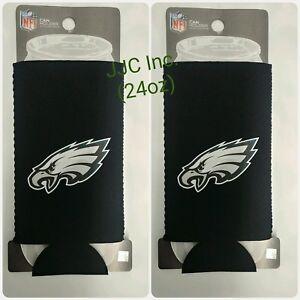 NFL Philadelphia Eagles 24oz TallBoy Neoprene - 2 pack