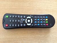 GENUINE ORIGINAL VISTRON RC-3 RC-1 TV DVBT DVD REMOTE CONTROL